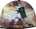 Garden Cats Tea Cozy