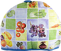 Five A Day - Healthy Eating Theme Tea Cozy