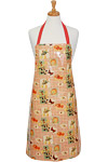 Edwardian Lady Fruit - PVC Kitchen Apron