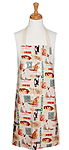 Child's PVC Apron - Cute Cats