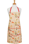 Cotton Apron - Edwardian Lady Fruit