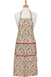 Birds & Roses - Cotton Kitchen Apron