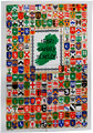 Irish Family Shields Tea Towel