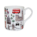 Royal Tea Party - London Souvenir Bone China Mug