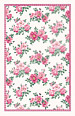Linen Tea Towel - Cassandra Rose