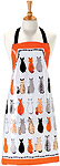 Cats in Waiting - PVC Kitchen Apron