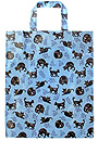 Cat Nap, PVC Shopping Bag, 20x30