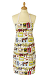 Down on the Farm - Oilcloth Apron