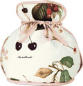RHS Cherries - Muff Tea Cozy