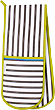 Franchini Stripe Double Oven Mitt