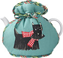 Hound Dog Muff Tea Cozy