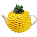 Pineapple Knitted Tea Cosy