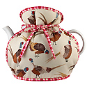 Pheasants Muff Tea Cozy