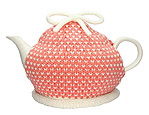 Knitted Tea Cozy Eszter Design, Reka