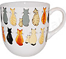 Cats in Waiting - Bone China Mug