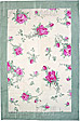 Garden Rose (Linen Blend), Tea Towel