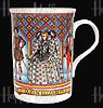 Elizabeth I, Bone China Mug