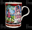 Romeo & Juliet, Bone China Mug