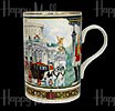 Horse Guards, Bone China Mug