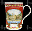 Caernarfon Castle, Bone China Mug