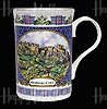 Edinburgh Castle, Bone China Mug