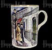 Baker Street, Bone China Mug