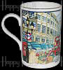 Landmarks, Windsor, Cedar Bone China Mug