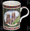 York Castle, Bone China Mug