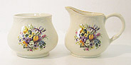 Spring Garden - Cream & Sugar Set