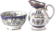 Queen Victoria's Cream & Sugar Set - The Royal Collection