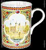 Landmarks, Tower of London, Cedar Bone China Mug