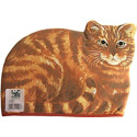 Ginger Cat Tea Cozy
