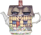 Sadler Teapot, Ann Hathaways Cottage , 2-Cup
