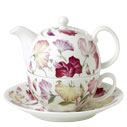 Tea for One Teapot Set - Sweet Pea Pink