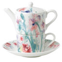 Tea for One Teapot Set - Sweet Meadow