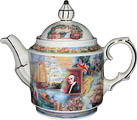 Sadler Teapot, History of Tea, 2-Cup